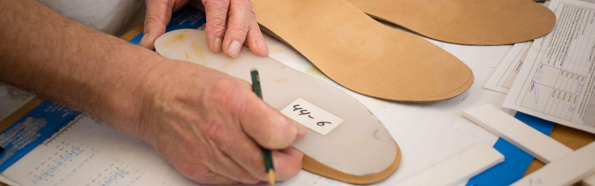 Sanitätshaus Lappe - Profis für Schuh-Technik