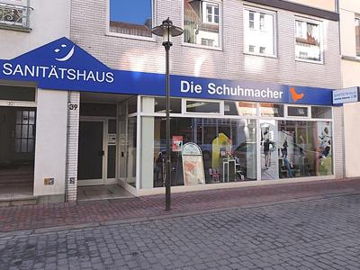 Standorte Sanitätshaus Lappe Uelzen