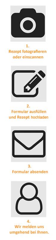 Sanitätshaus Lappe Uelzen - Anleitung Rezeptversand online