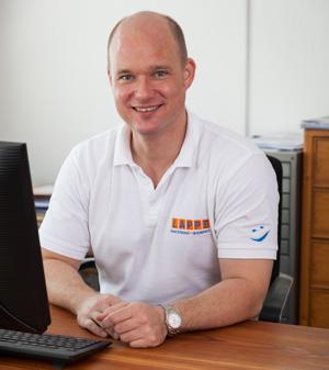 Über uns - Geschäftsführer Christoph Lappe