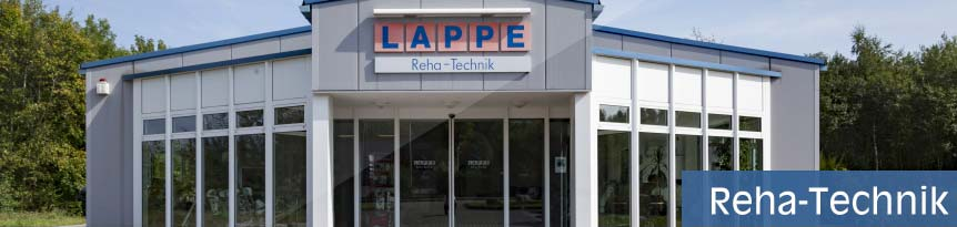 Sanitätshaus Lappe - Reha-Technik Bad Bevensen