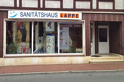 Sanitätshaus Lappe Lüchow