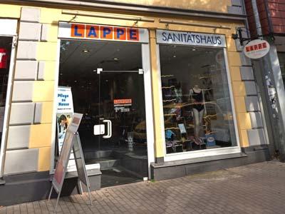 Sanitätshaus Lappe Lüneburg