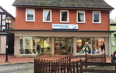 Sanitätshaus Lappe Wittingen