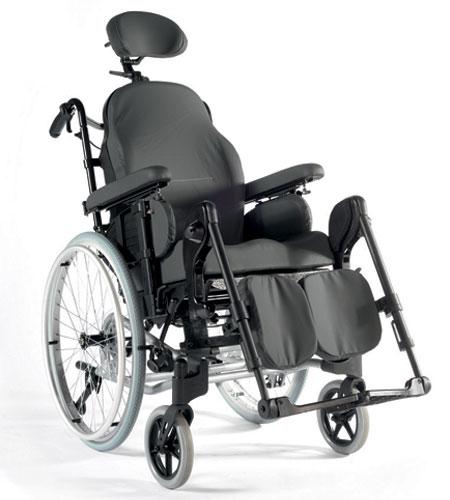 Sanitätshaus Lappe - Reha-Zentrum Bad Bevensen - Multifunktions-Rollstuhl