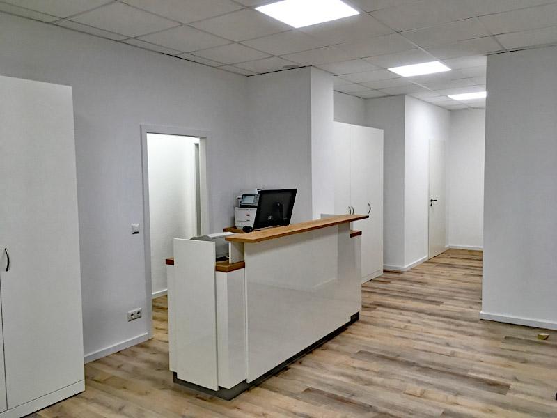 Sanitätshaus Lappe Bienenbüttel - Anmeldung in neuer Filiale