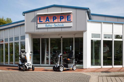 Sanitätshaus Lappe - Rehatechnik-Zentrum Bad Bevensen
