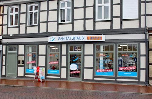 Sanitätshaus Lappe - Standort Lüchow