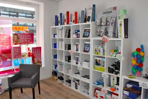 Sanitätshaus Lappe in Bad Bevensen - das Produktangebot