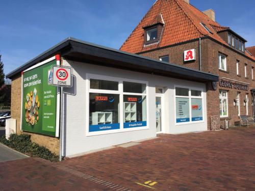 Sanitätshaus Lappe in Bad Bevensen - das Ladengeschäft