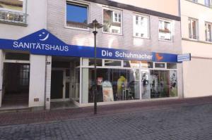 Sanitätshaus Lappe - Gesunde Schuhe - Ladengeschäft