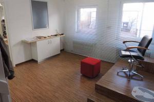 Sanitätshaus Lappe - Galerie Schuh-Reparatur - Raum für Beratung