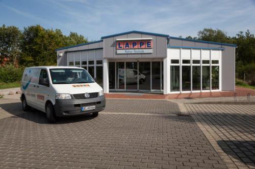 Sanitätshaus Lappe - Reha-Technik-Bevensen - Lieferung