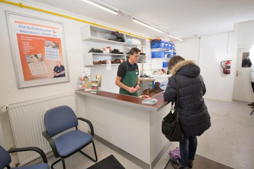 Sanitätshaus Lappe Uelzen - Die Schuhmacher - Orthopädie-Schuhtechnik, Schuheinlagen, Reparaturen