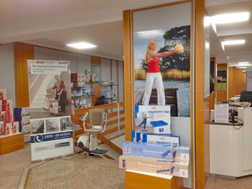 Sanitätshaus Lappe in Wittingen - Treppenlift